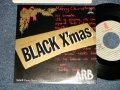 "ARB アレキサンダー・ラグタイム・バンド ALEXANDER'S RAGTIME BAND - A) ブラック・クリスマス BLACK CHRISTMAS  B-1) DANCE MUSIC  B-2) ハリケーン・バンド  (MINT-/MINT-) / 1980 JAPAN ORIGINAL Used 7"" Single シングル"