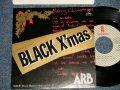 "ARB アレキサンダー・ラグタイム・バンド ALEXANDER'S RAGTIME BAND - A) ブラック・クリスマス BLACK CHRISTMAS  B-1) DANCE MUSIC  B-2) ハリケーン・バンド  (MINT-/MINT SWOL) / 1980 JAPAN ORIGINAL ""PROMO"" Used 7"" Single シングル"