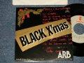 "ARB アレキサンダー・ラグタイム・バンド ALEXANDER'S RAGTIME BAND - A) ブラック・クリスマス BLACK CHRISTMAS  B-1) DANCE MUSIC  B-2) ハリケーン・バンド  (Ex/Ex++ TOFC) / 1980 JAPAN ORIGINAL ""PROMO"" Used 7"" Single シングル"