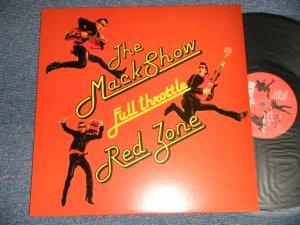 画像1: The MACKSHOW ザ・マックショウ  -  FULL THROTTLE RED ZONE (MINT/MINT) / 2007 JAPAN ORIGINAL Used LP