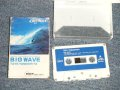 山下達郎 TATSURO YAMASHITA - ビッグ・ウエイブ BIG WAVE (Ex/MINT) / 1984 JAPAN ORIGINAL Used CASSETTE TAPE