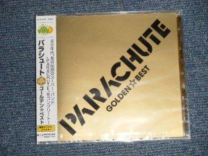 """画像1: パラシュート Parachute - -ゴールデン・ベスト GOLDEN BEST (SEALED)/ 2011 JAPAN ORIGINAL """"Brand New SEALED"""" CD"""