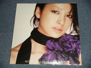 """画像1: 中島美嘉 MIKA NAKASHIMA - BEST (SEALED) / 2006 JAPAN ORIGINAL """"BRAND NEW SEALED"""" 2-LP"""