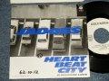 "JADOES - A) HEART BEAT CITY   B) WONDER LOVE ;角松敏生プロデュース (Ex++, MINT-/MINT- STOFC)/ 1987 JAPAN ORIGINAL ""PROMO ONLY"" Used 7"" Single"
