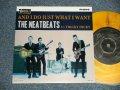 """ザ・ニートビーツ THE NEATBEATS - A)And I Do Just What I Want  B)Tricky Dicky(MINT/MINT) / 2012 JAPAN ORIGINAL """"YELLOW Marble WAX/VINYL """"  Used 7"""" Single"""