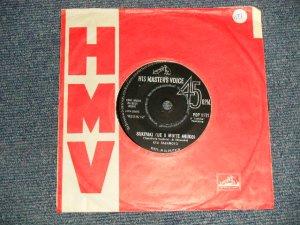 """画像1: 坂本 九 SAKAMOTO KYU - 上を向いて歩こう SUKIYAKI : UE O MUITE ARUKOU (Ex++?Ex+++) / 1963 UK ENGLAND ORIGINAL Used 7"""" Single シングル"""