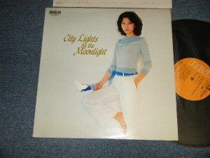 画像1: 惣領 智子 TOMOKO SORYO - CITY LIGHTS IN THE MOONLIGHT (Ex++/Ex++-) /1977 Japan ORIGINAL Used LP