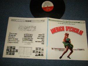 画像1: 東京キューバン・ボーイズ 見砂直照 TADAAKI MISAGO & TOKYO CUBAN BOYS  - アメリアッチ・スペクタクラー AMERIACHI SPECTACULAR (MINT-, Ex++/MINT-) /1966 JAPAN ORIGINAL Used LP