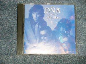 """画像1: THE ALFEE アルフィー - DNA (Ex++/MINT)  / 1989 Japan ORIGINAL """"GOLD DISC CD"""" Used CD"""