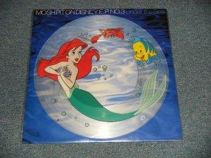 """画像1: V.A. Various Dive into Disney⇔MOSH PIT ON DISNEY E.P.NO.3""""UNDER THE SEA""""  (NEW) / 2004 JAPAN ORIGINAL """"BRAND NEW"""" 12"""""""
