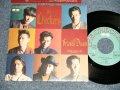 """チェッカーズ THE CHECKERS - A) FRIENDS AND DREAM  B) ONCE UPON A TIME  (Ex++/Ex+) / 1989 JAPAN ORIGINAL """"PROMO"""" Used  7"""" 45 rpm Single"""