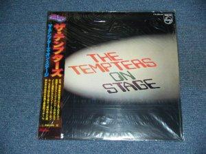 画像1: ザ・テンプターズ THE TEMPTERS - ザ・テンプターズ・オン・ステージ :THE TEMPTERS ON STAGE / 1990's Released Version JAPAN Reissue Brand New  LP With OBI