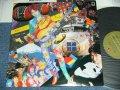 遠藤賢司  KENJI ENDO - 東京ワッショイ TOKYO WASSHOI  ( Ex+++/MINT- ) / 1979 JAPAN ORIGINAL Used  LP